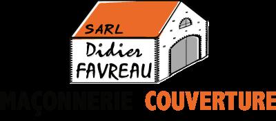 Logo de Favreau Didier, maçon couvreur à la Chaumes en Retz, 44320